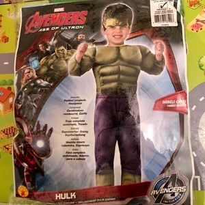 Other - New Marvels Avengers Hulk Toddler Costume